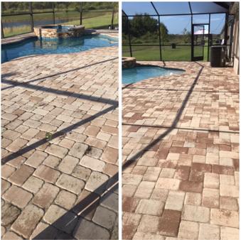 pool paver sealing bradenton