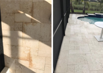travertine project before and after west coast sealing solutions2000 x 2000
