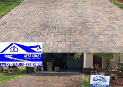 driveway paver sealing project west coast sealing solutions orgcwb20190523