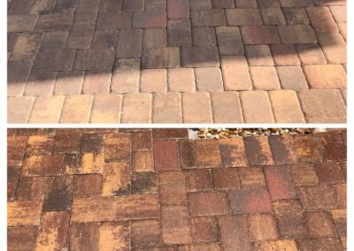 driveway pavers before and after driveway paver sealing west coast sealing solutions orgcwb20190618 (1)