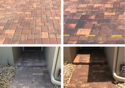 driveway pavers before and after driveway paver sealing west coast sealing solutions orgcwb20190618 (3)