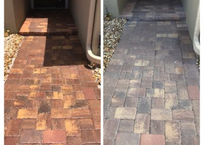 driveway pavers before and after driveway paver sealing west coast sealing solutions orgcwb20190618