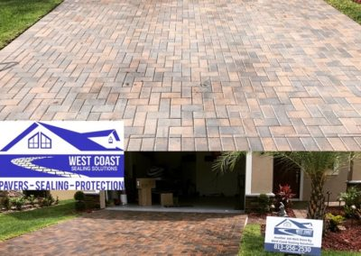driveway pavers before and after driveway paver sealing west coast sealing solutions orgcwb20190618(6)